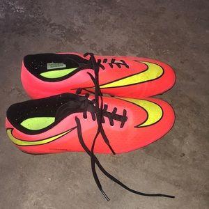 Nike Hypervenom Cleats